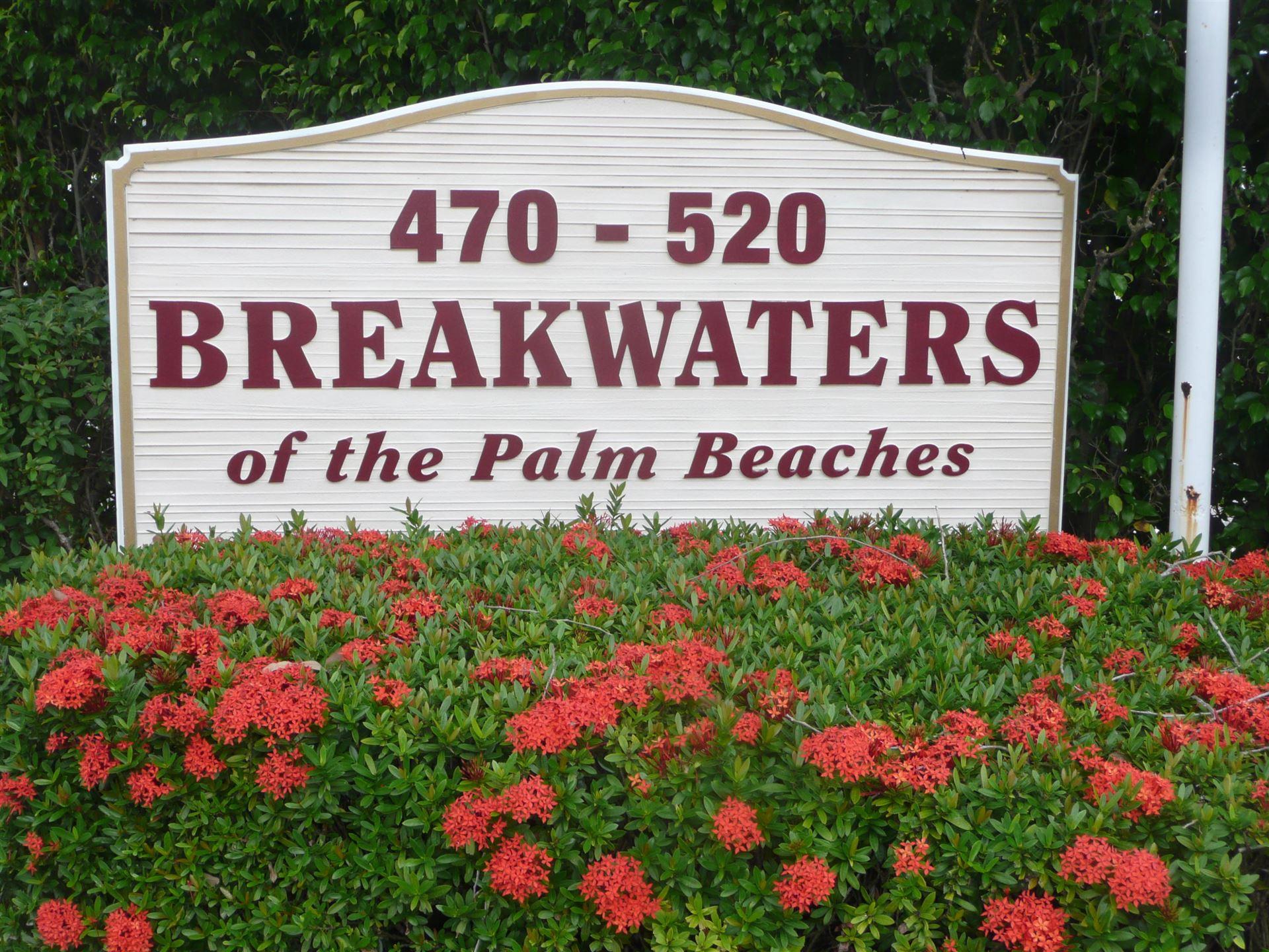 480 Executive Center Drive #4g, West Palm Beach, FL 33401 - #: RX-10652261