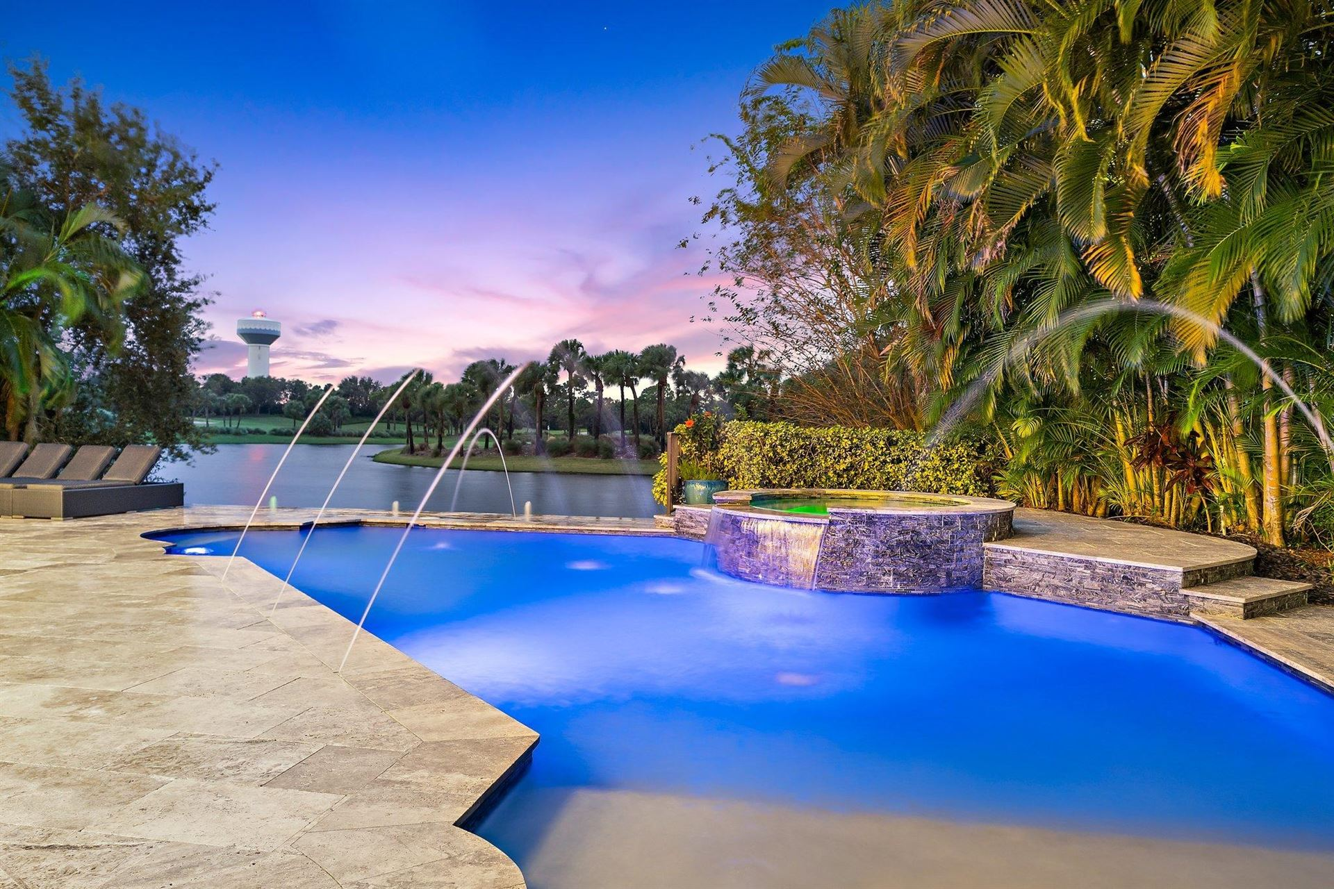 Photo of 713 Cote Azur Drive, Palm Beach Gardens, FL 33410 (MLS # RX-10673261)