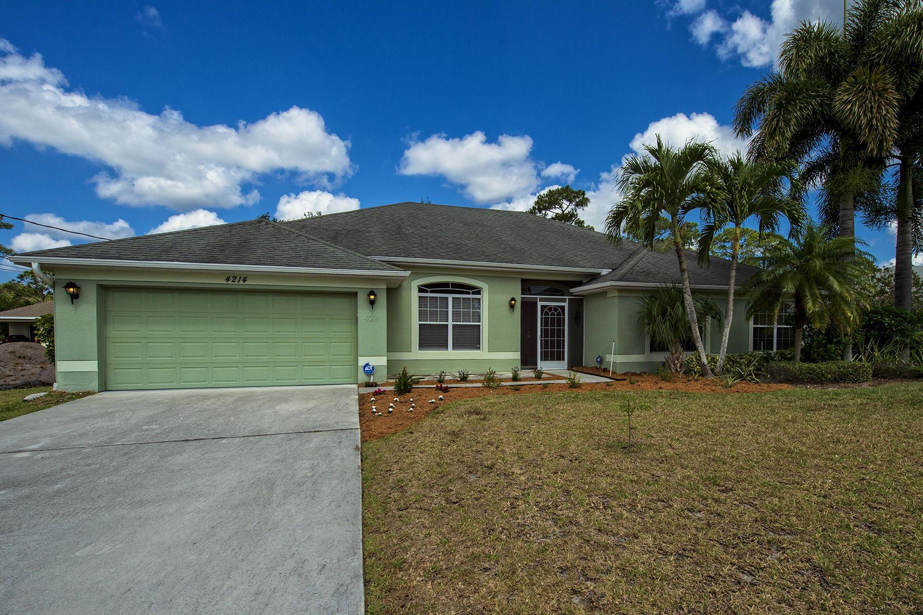 4214 SW Oblique Street, Port Saint Lucie, FL 34953 - #: RX-10717261