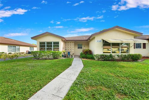 Photo of 5240 Nesting Way #A, Delray Beach, FL 33484 (MLS # RX-10585262)