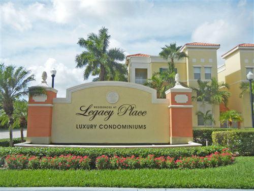 Photo of 11024 Legacy Drive #203, Palm Beach Gardens, FL 33410 (MLS # RX-10638262)