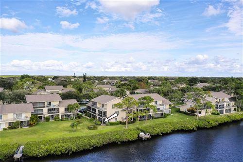 Photo of 9170 SE Riverfront Terrace #E, Tequesta, FL 33469 (MLS # RX-10687262)