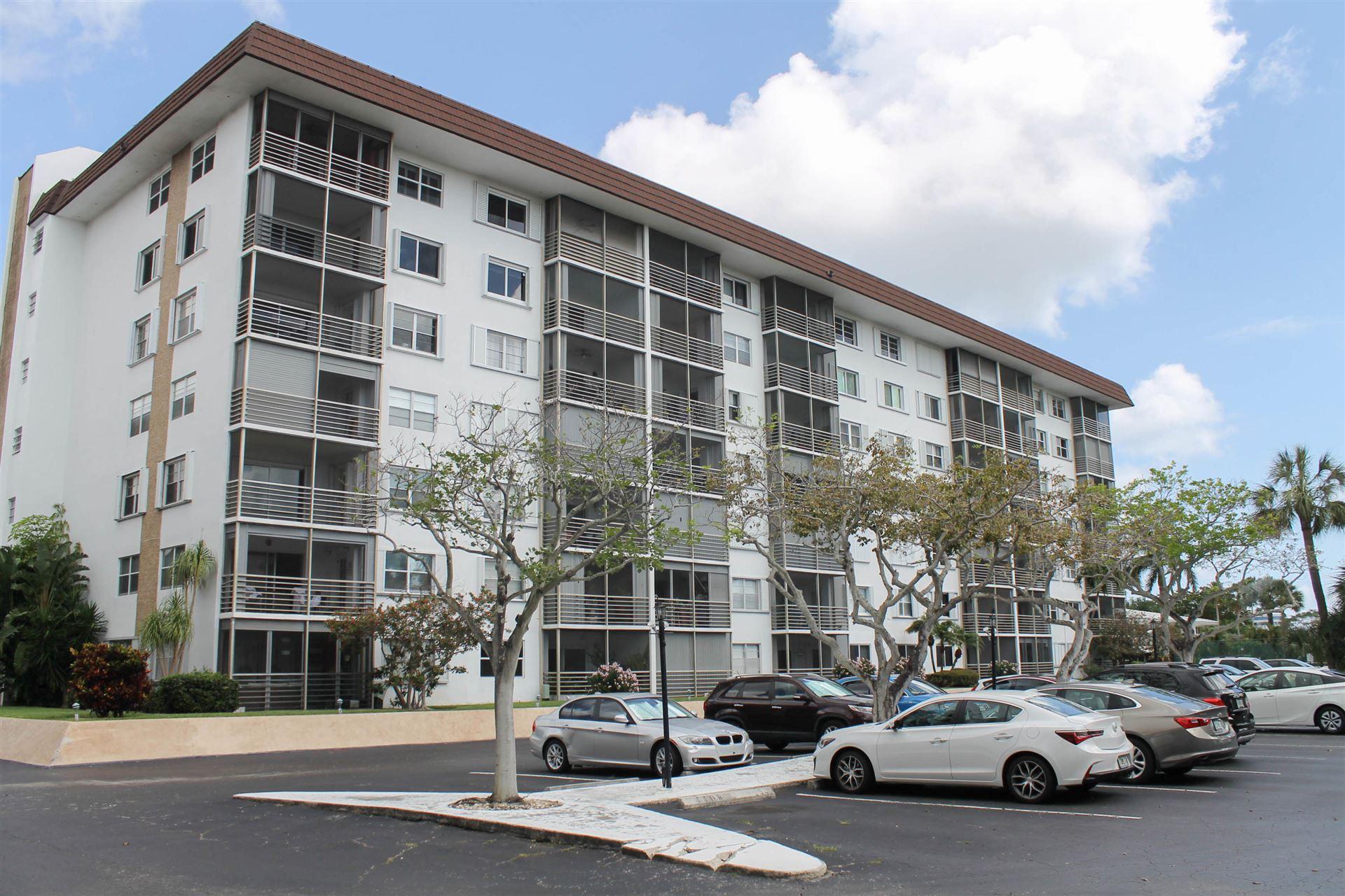 3050 NE 16th Avenue #307, Oakland Park, FL 33334 - #: RX-10701262