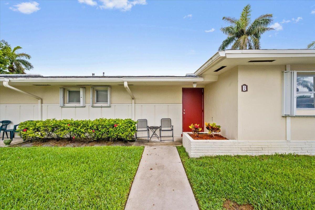 2904 Ashley Drive E #B, West Palm Beach, FL 33415 - #: RX-10725262