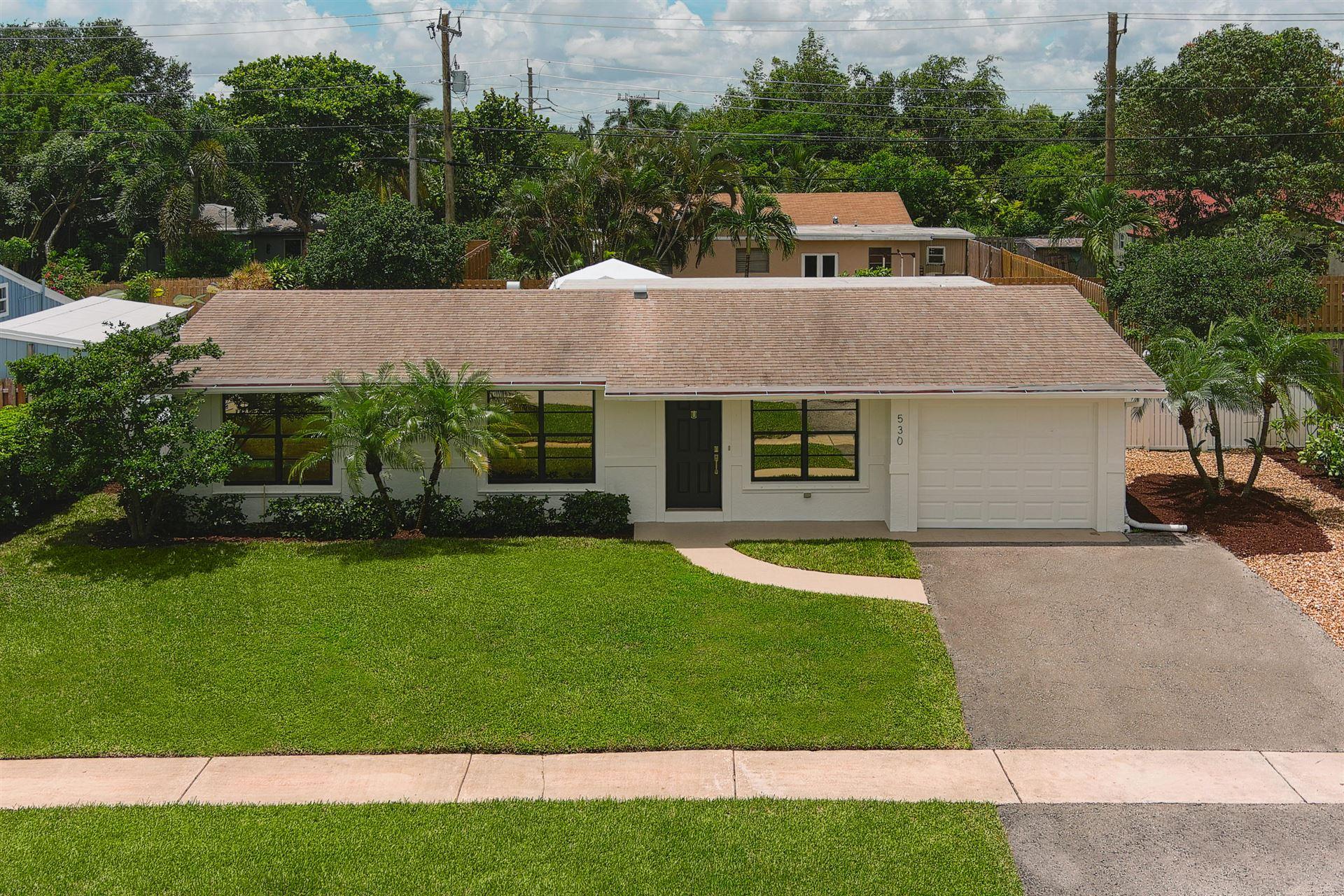 530 Heron Drive, Delray Beach, FL 33444 - MLS#: RX-10732262