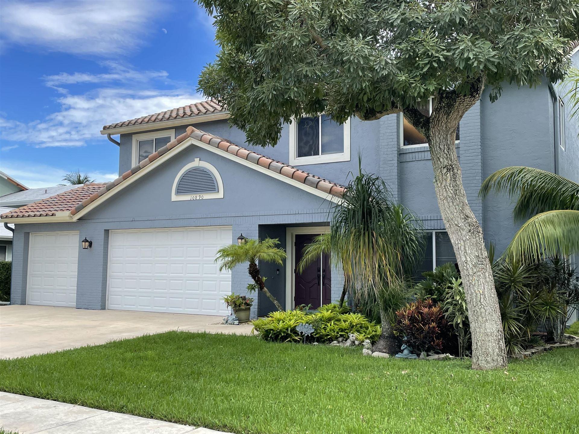 10890 Fox Glen Drive, Boca Raton, FL 33428 - MLS#: RX-10745262