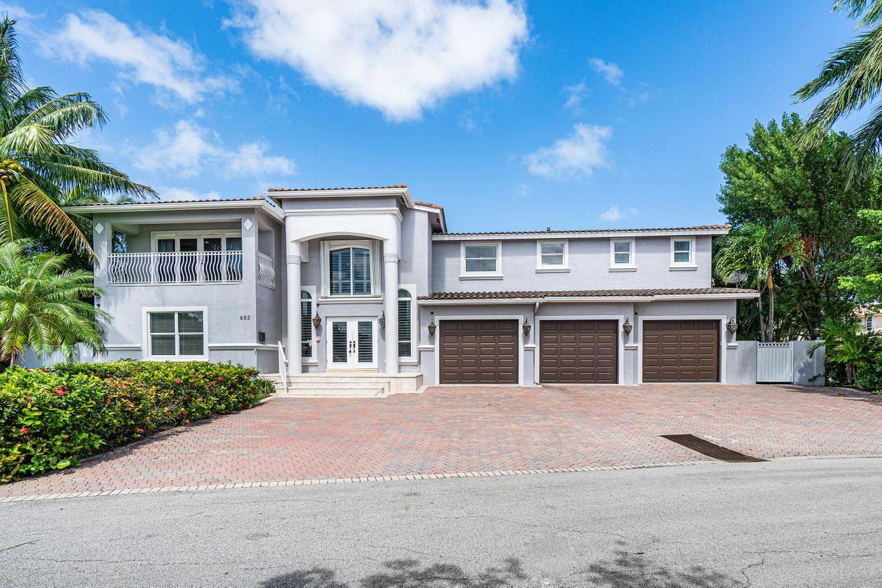 653 Castilla Lane, Boynton Beach, FL 33435 - MLS#: RX-10751262