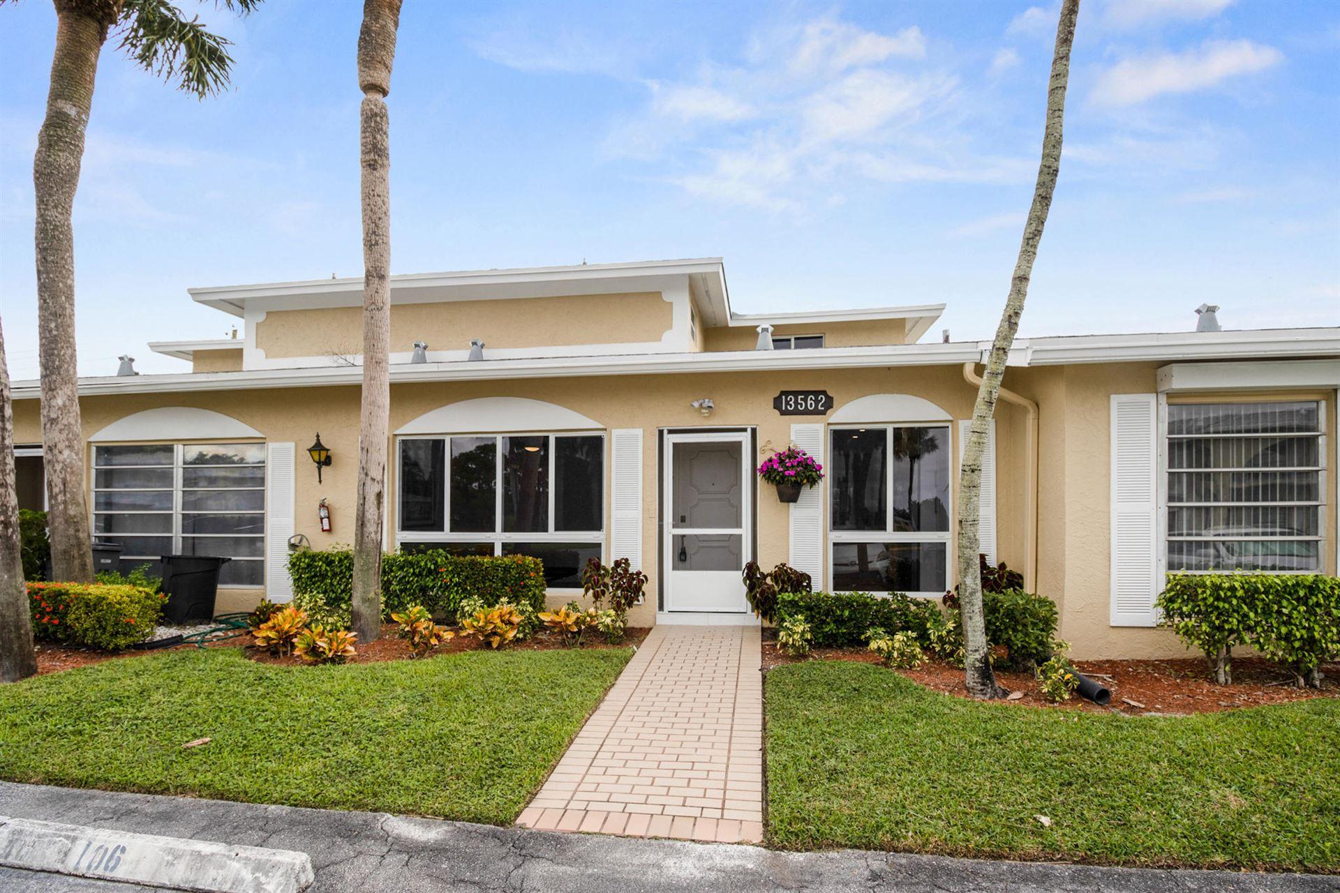 13562 Via Flora #C, Delray Beach, FL 33484 - #: RX-10664263