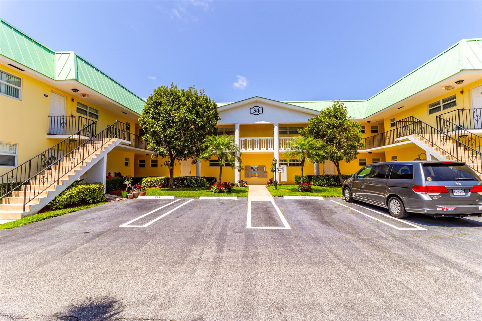 34 Colonial Club Drive #102, Boynton Beach, FL 33435 - #: RX-10707263