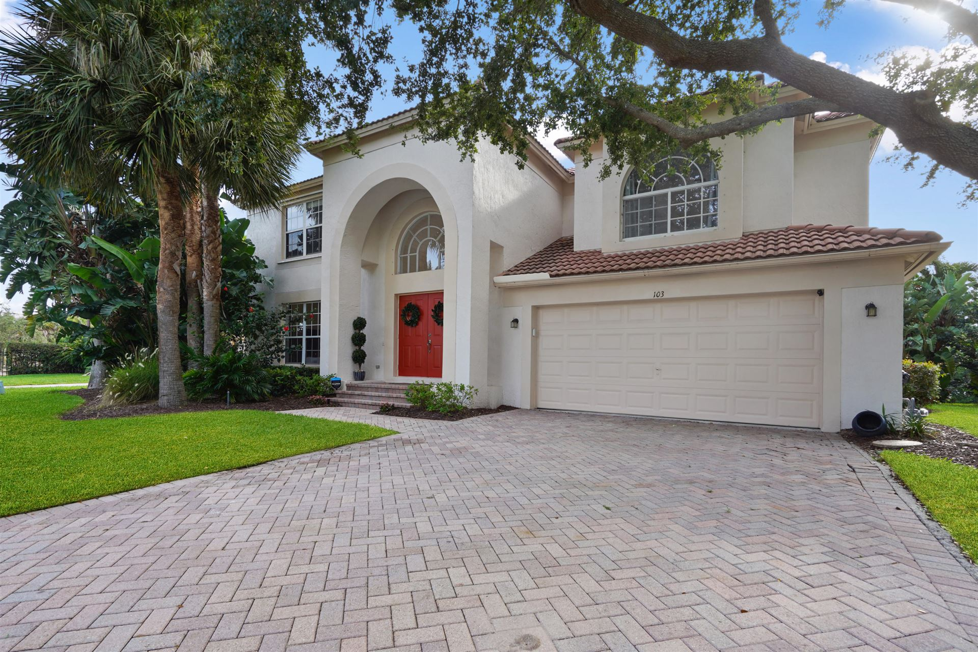 Photo of 103 Lone Pine Lane, Palm Beach Gardens, FL 33410 (MLS # RX-10726263)