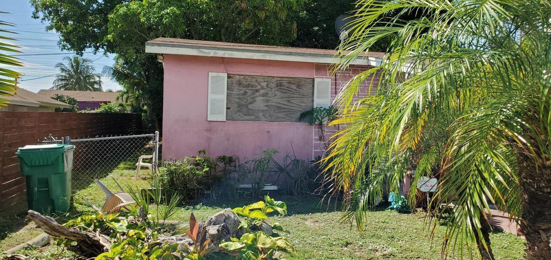 Photo of 709 W 2nd Street, Riviera Beach, FL 33404 (MLS # RX-10752263)