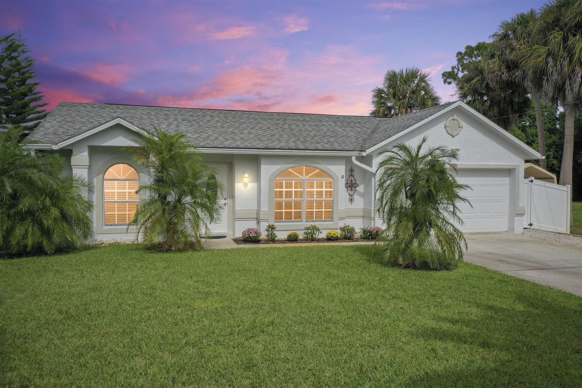 625 SW Jada Road, Port Saint Lucie, FL 34953 - MLS#: RX-10754263