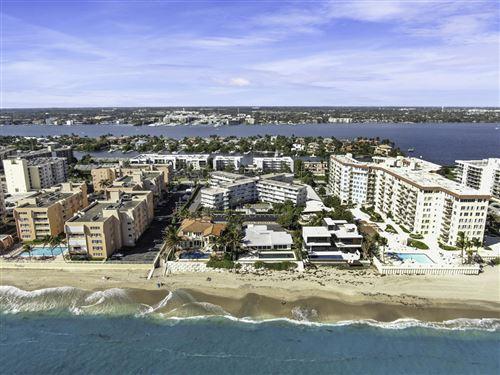 Photo of 3500 S Ocean Boulevard #211, South Palm Beach, FL 33480 (MLS # RX-10597264)