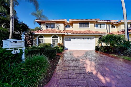 Photo of 747 Villa Portofino Circle, Deerfield Beach, FL 33442 (MLS # RX-10749264)