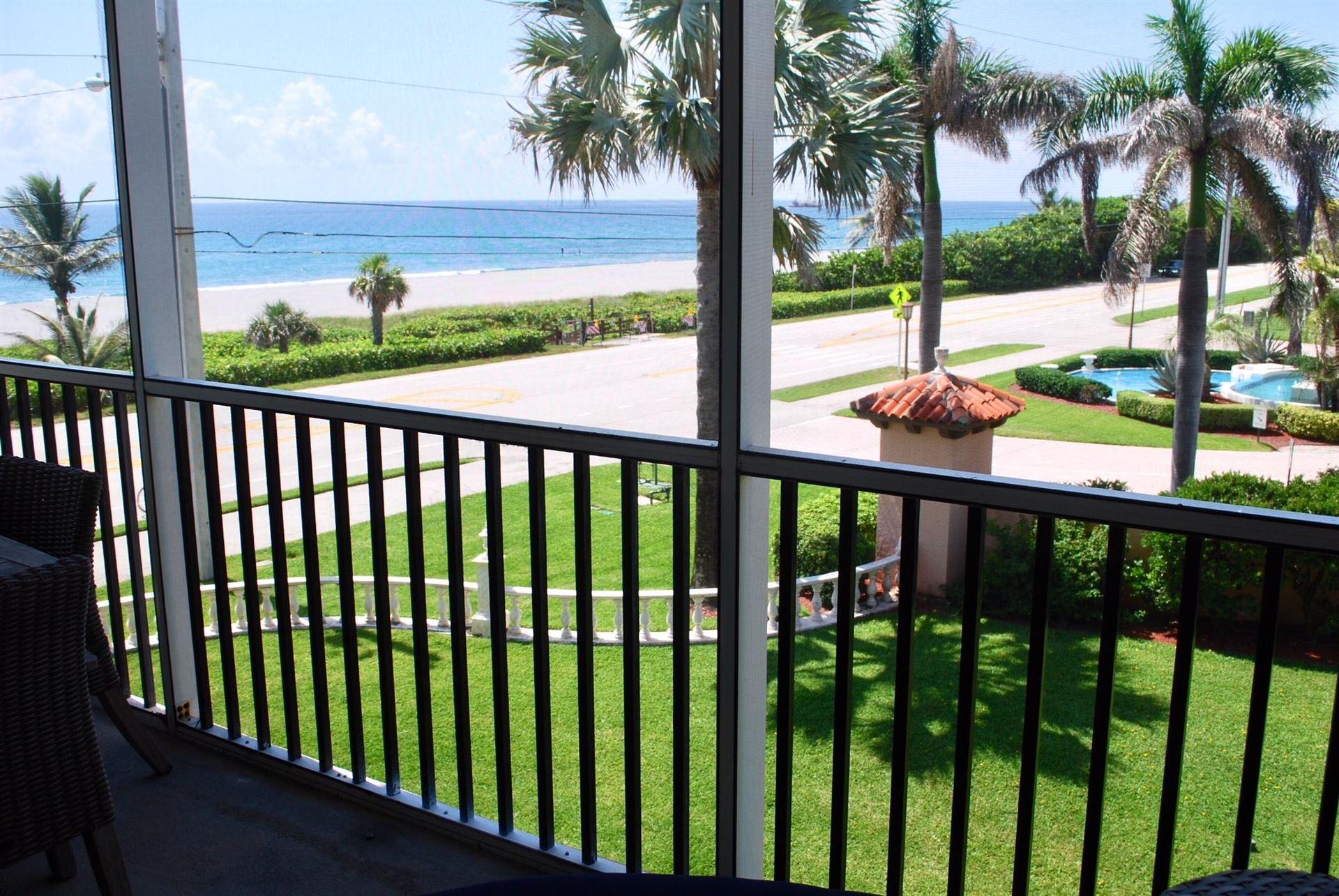 2871 N Ocean Boulevard #C301, Boca Raton, FL 33431 - #: RX-10636264
