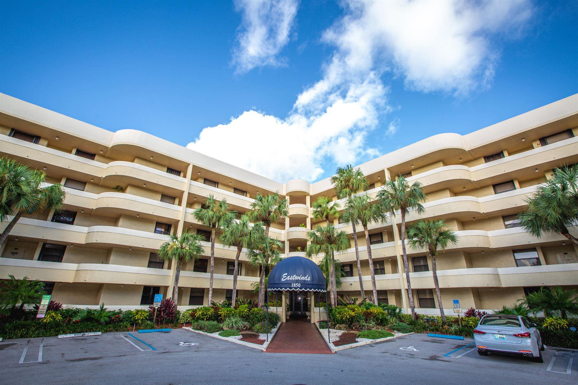 1850 Homewood Boulevard #107, Delray Beach, FL 33445 - #: RX-10673264