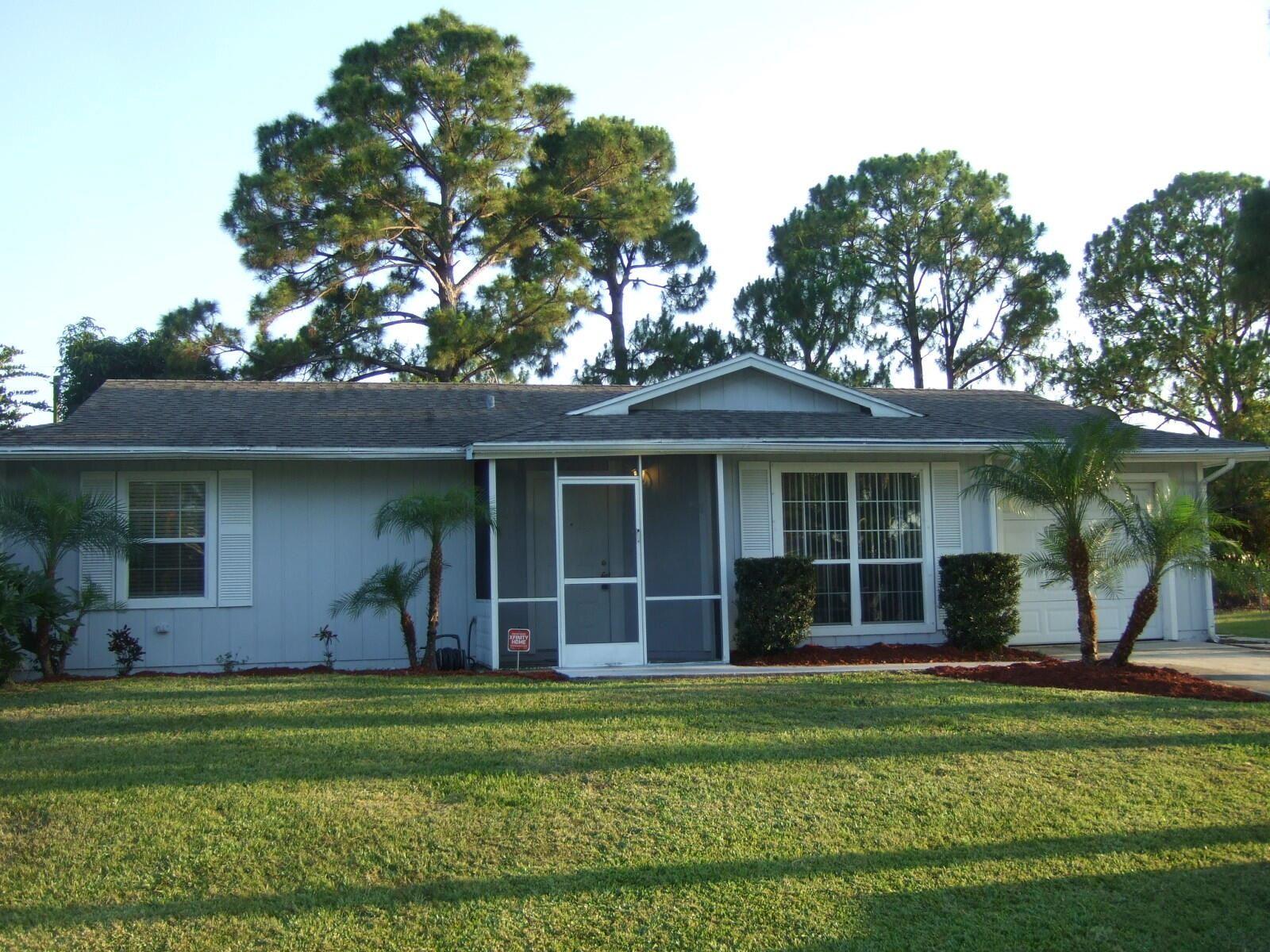 1322 SW Crest Avenue, Port Saint Lucie, FL 34953 - #: RX-10703264