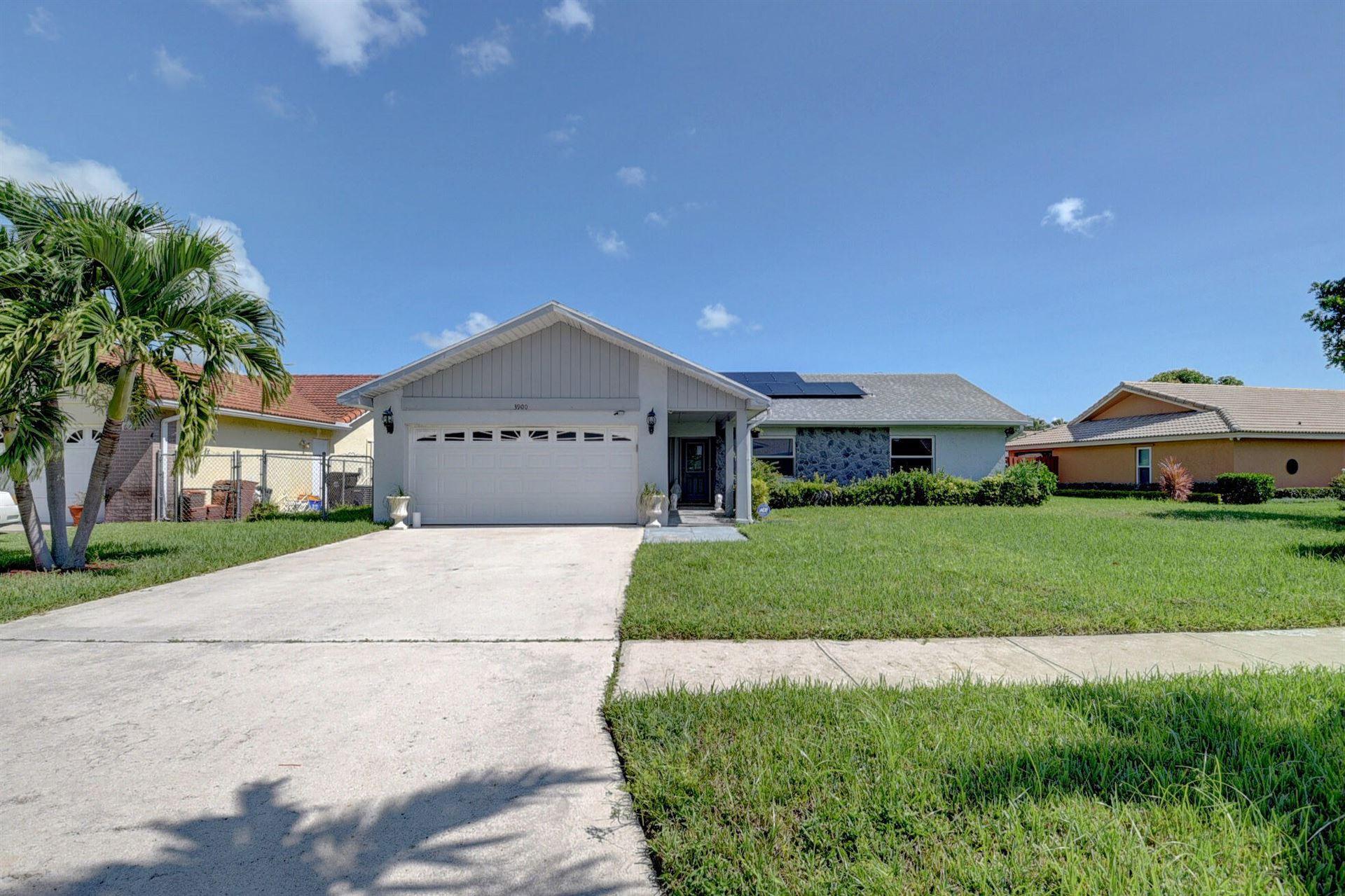 3900 Shelley Road S, West Palm Beach, FL 33407 - MLS#: RX-10745264