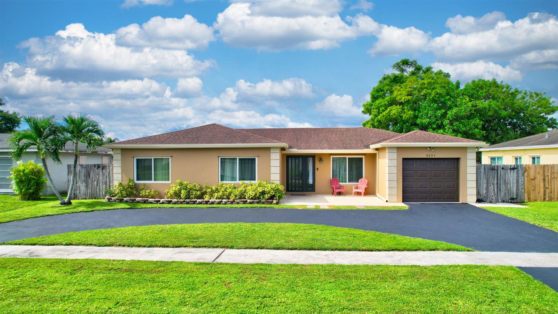 8231 NW 66th Terrace, Tamarac, FL 33321 - MLS#: RX-10753264