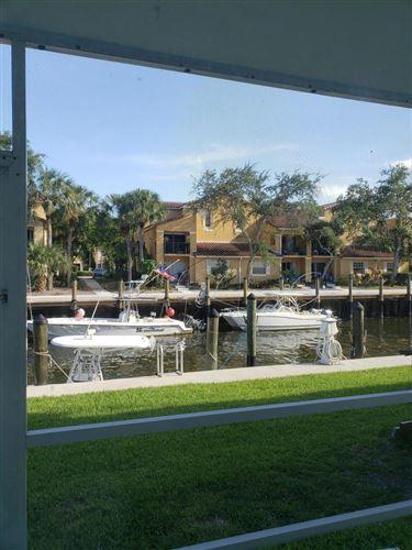 Foto de inmueble con direccion 120 Lehane Terrace #118 North Palm Beach FL 33408 con MLS RX-10631265