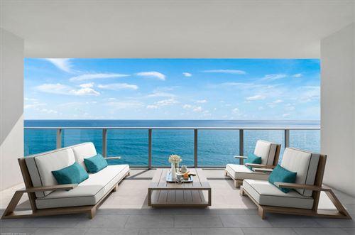 Photo of 5000 N Ocean Drive #1002, Singer Island, FL 33404 (MLS # RX-10634265)