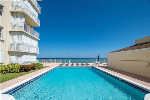 Photo of 3540 S Ocean Boulevard #915, South Palm Beach, FL 33480 (MLS # RX-10747265)