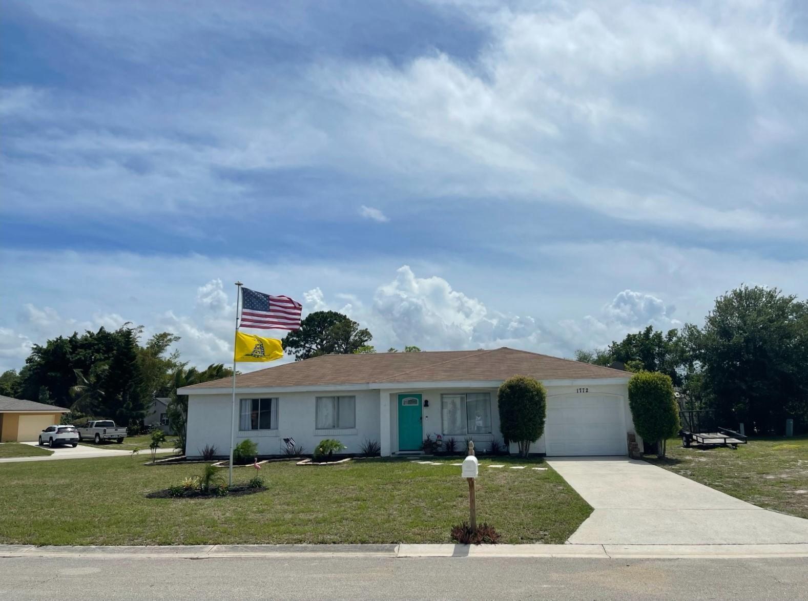 1772 SE Burgundy Lane, Port Saint Lucie, FL 34952 - #: RX-10724265