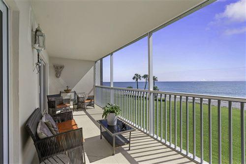 Photo of 250 S Beach Road #208, Tequesta, FL 33469 (MLS # RX-10645266)