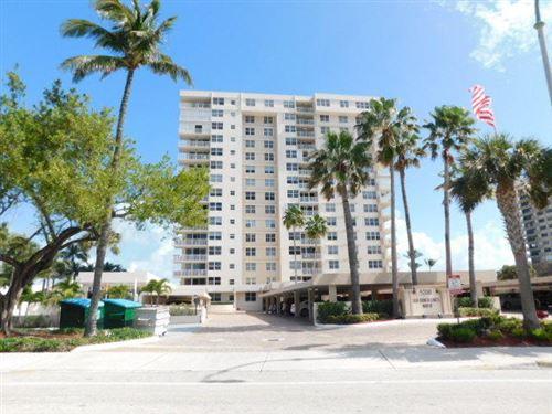 Photo of 5200 N Ocean Boulevard #109c, Lauderdale By The Sea, FL 33308 (MLS # RX-10717266)