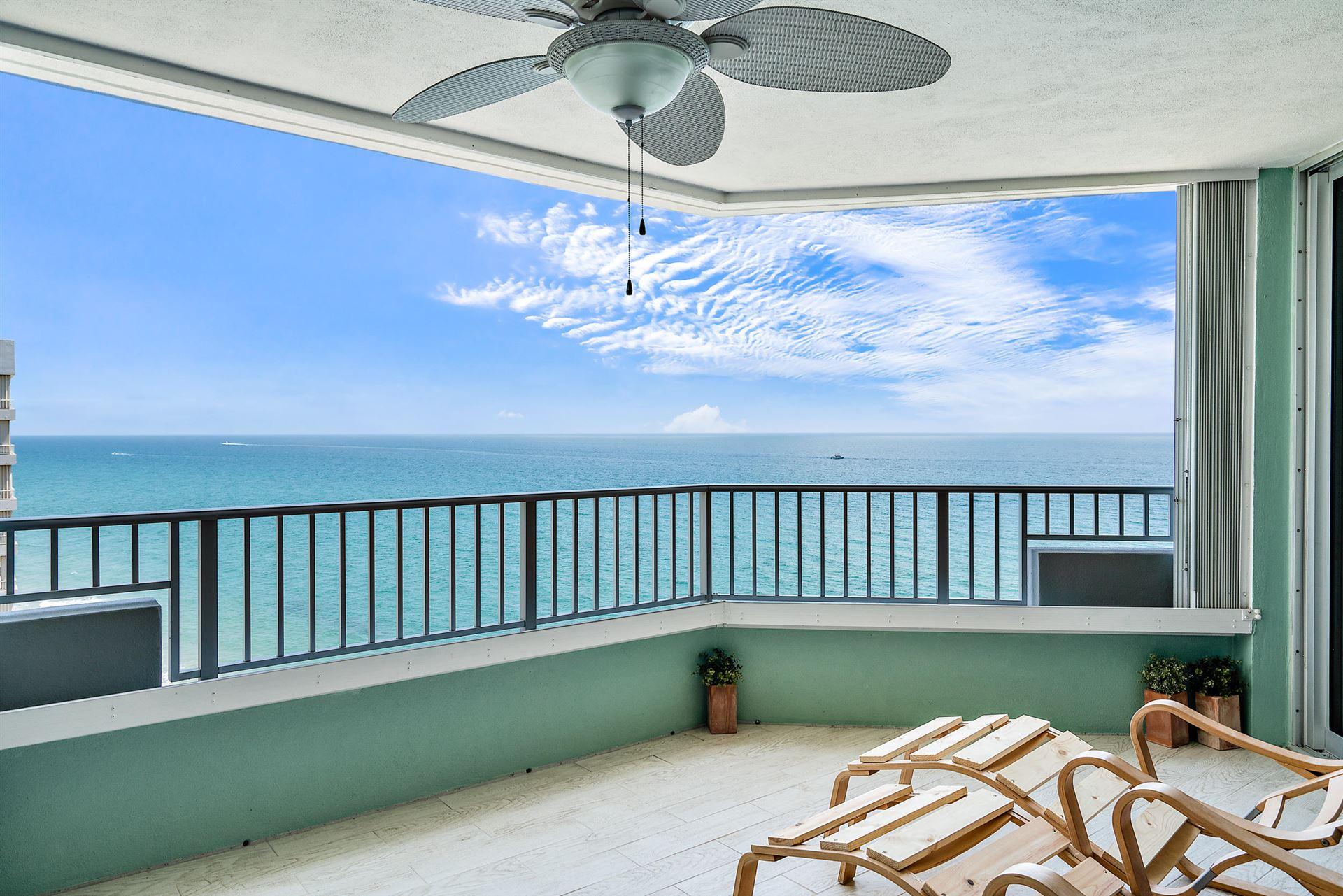 5200 N Ocean Drive #1503, Singer Island, FL 33404 - #: RX-10626266
