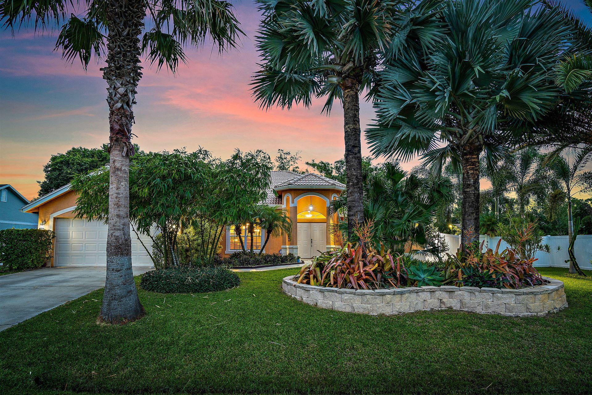 917 SW Mccracken Avenue, Port Saint Lucie, FL 34953 - #: RX-10666266