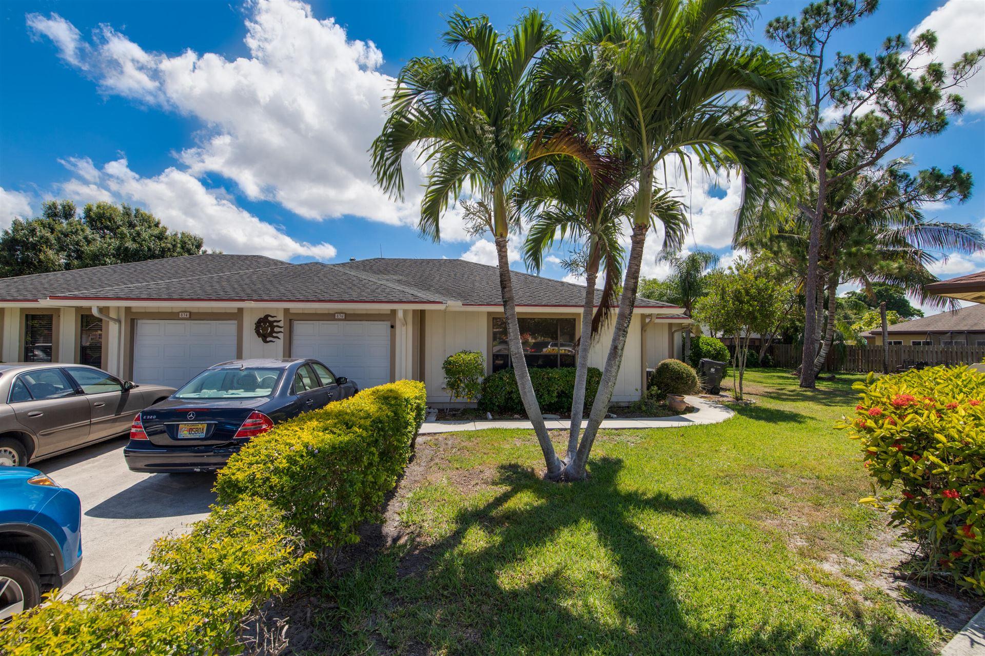 834 Peppertree Court, Wellington, FL 33414 - #: RX-10720266