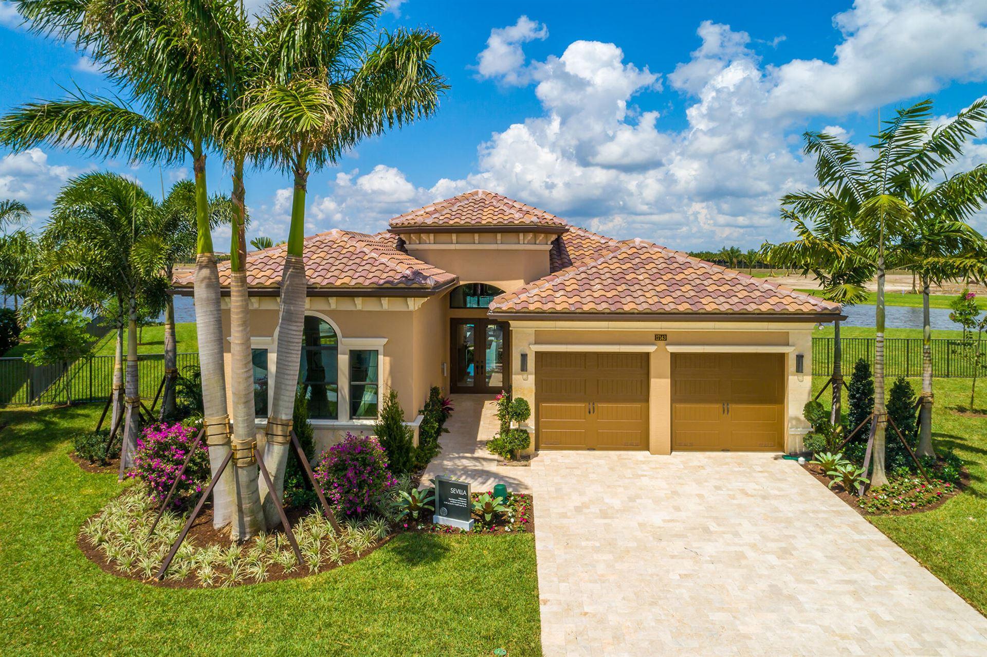 17143 Ludovica Lane, Boca Raton, FL 33496 - MLS#: RX-10744266