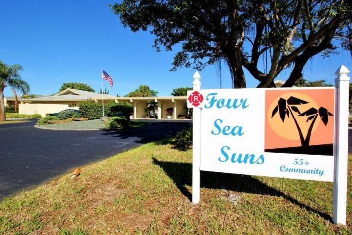 1718 W Circle Drive #4, Boynton Beach, FL 33435 - #: RX-10655267