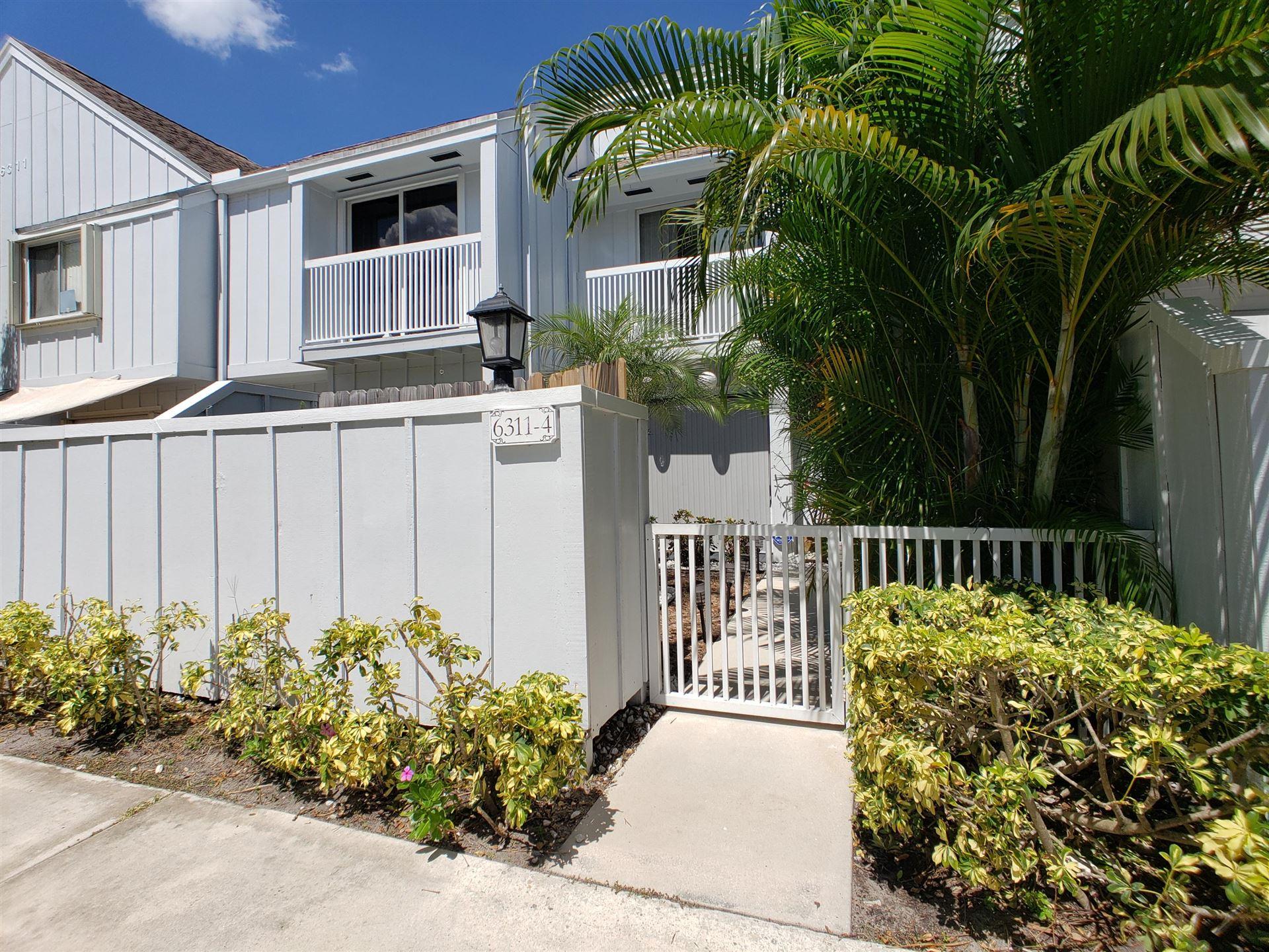 6311 Riverwalk Lane #4, Jupiter, FL 33458 - MLS#: RX-10656267