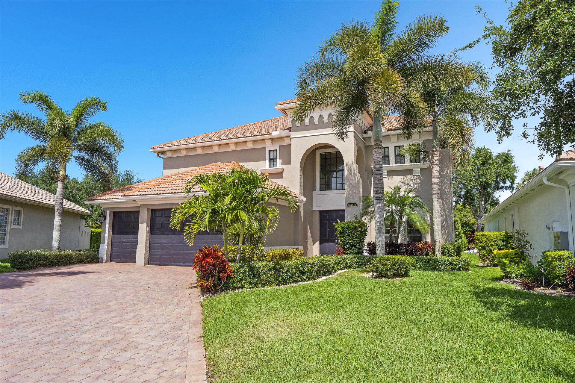 16002 Rosecroft Terrace, Delray Beach, FL 33446 - MLS#: RX-10715267