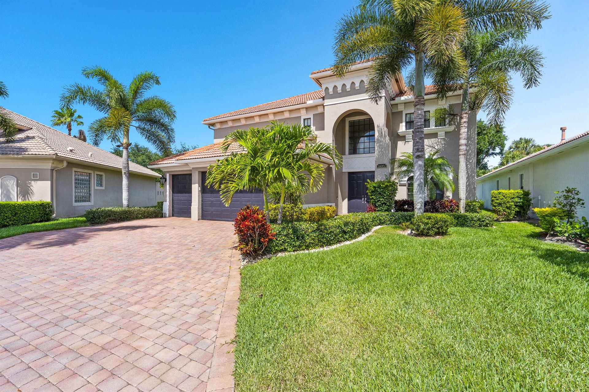Photo of 16002 Rosecroft Terrace, Delray Beach, FL 33446 (MLS # RX-10715267)