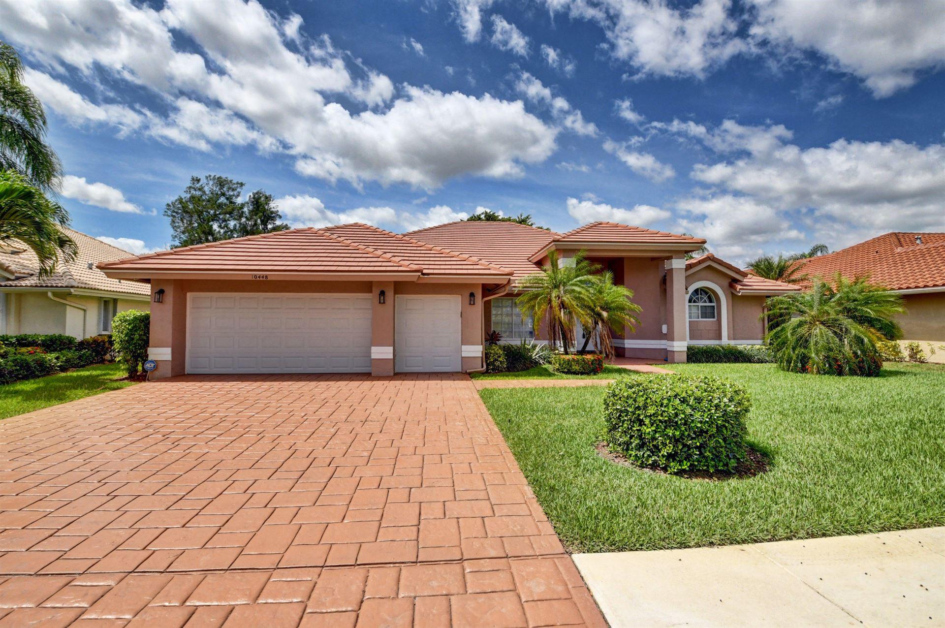 10448 Milburn Lane, Boca Raton, FL 33498 - #: RX-10716267