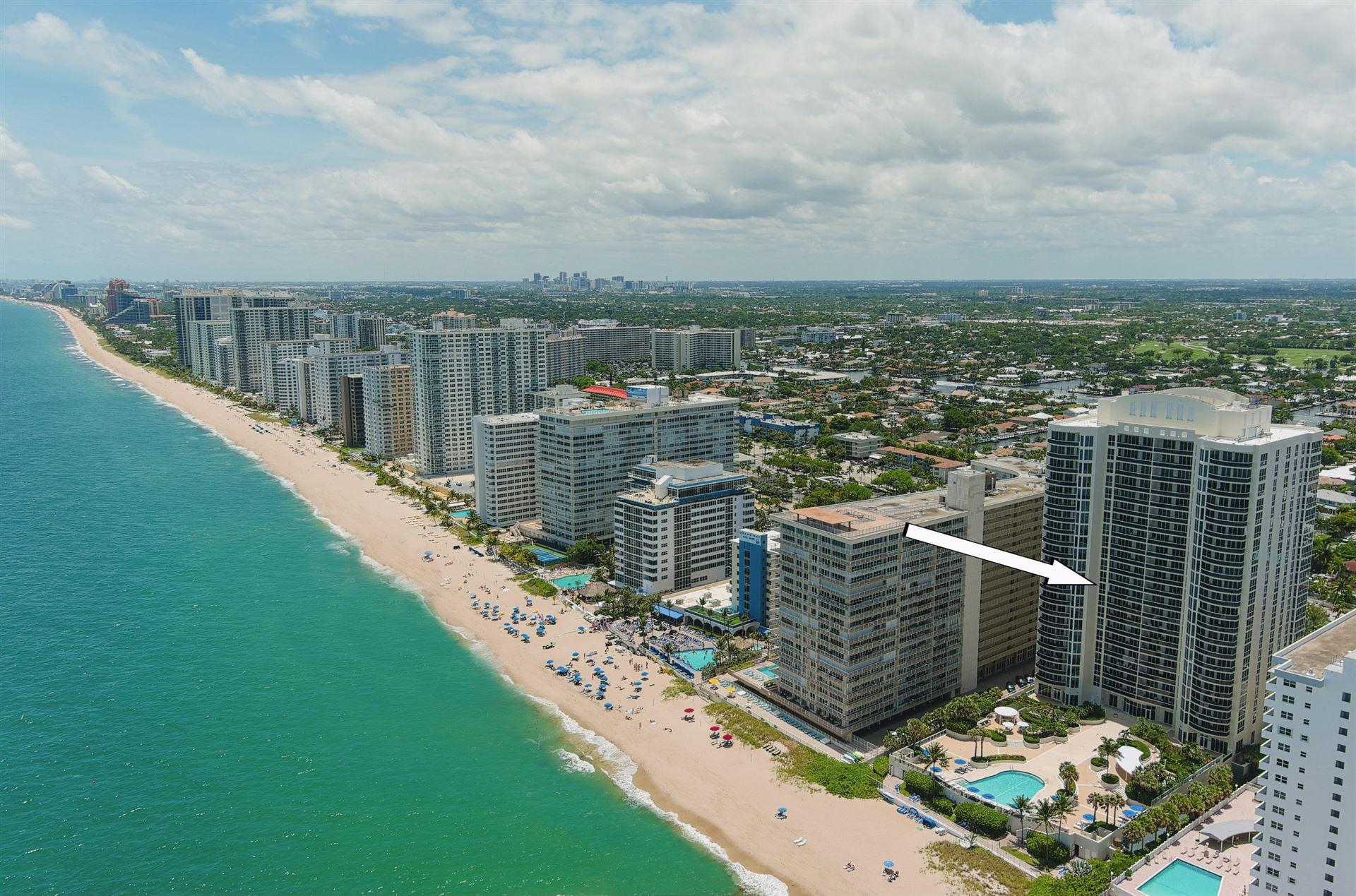 4240 Galt Ocean Drive #1004, Fort Lauderdale, FL 33308 - MLS#: RX-10717267