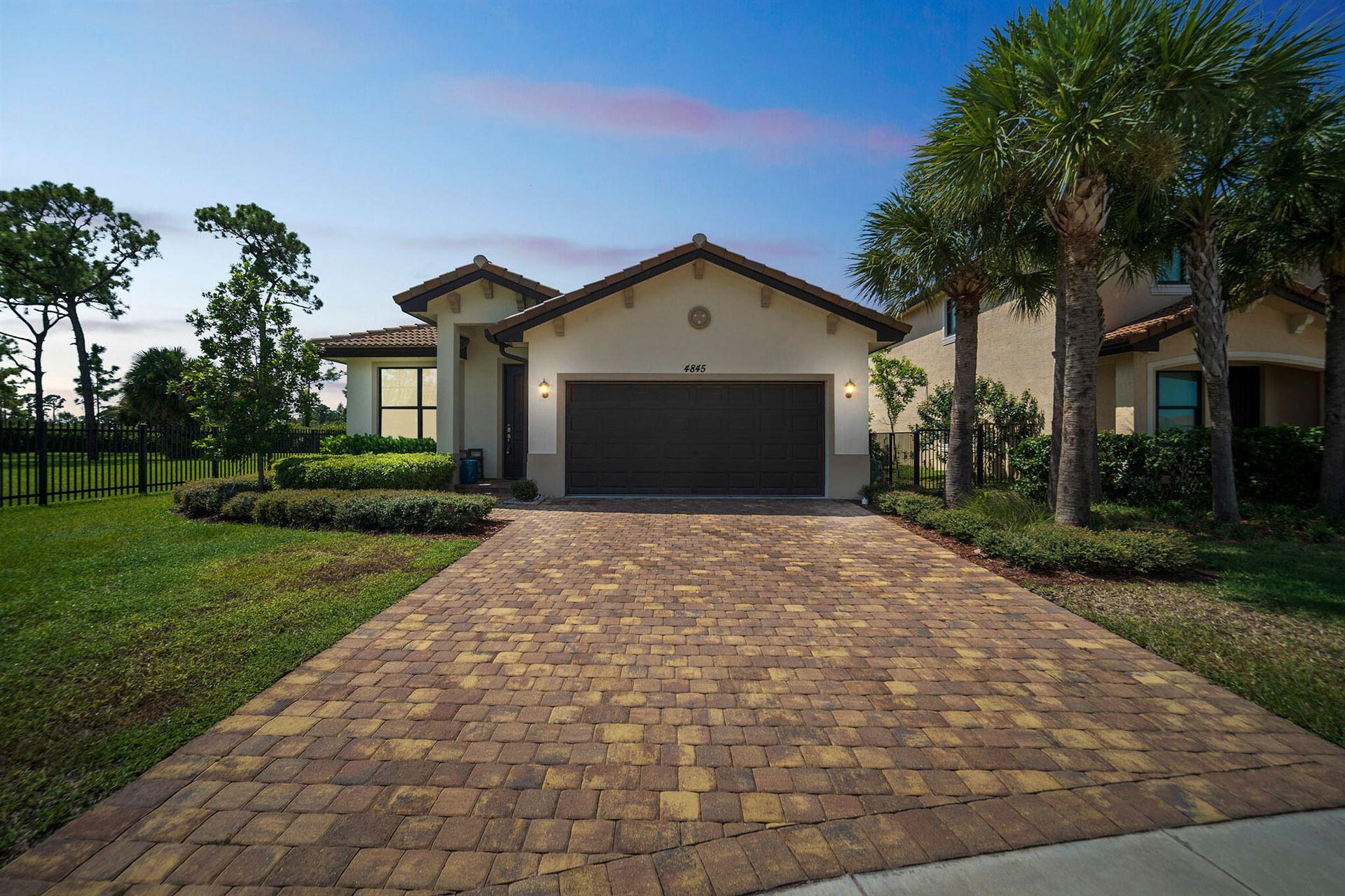4845 Pond Pine Way, Greenacres, FL 33463 - MLS#: RX-10722267