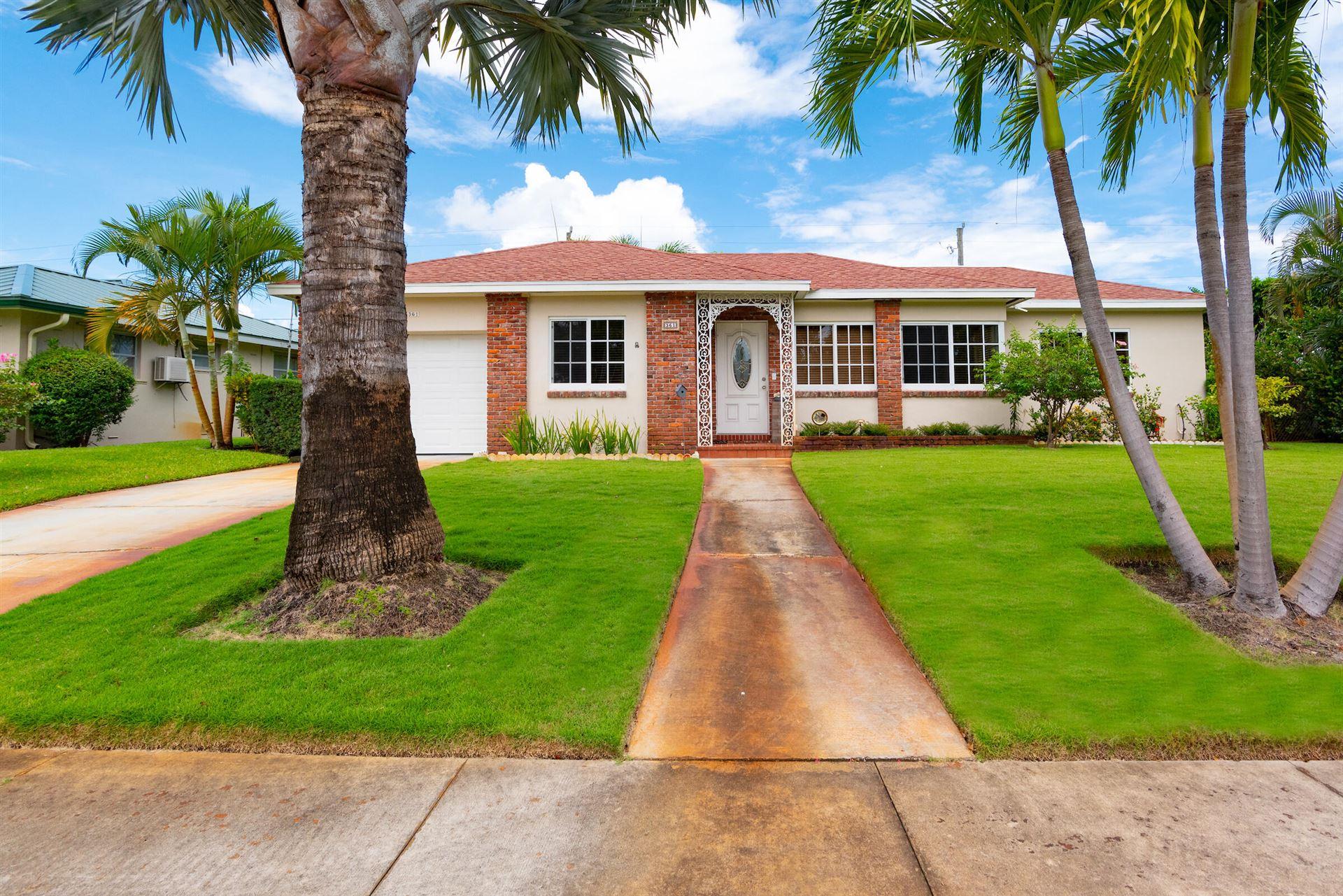 361 Franklin Road, West Palm Beach, FL 33405 - MLS#: RX-10746267