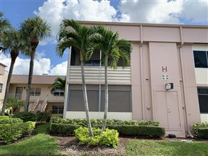 Photo of 345 Burgundy H #345, Delray Beach, FL 33484 (MLS # RX-10570268)