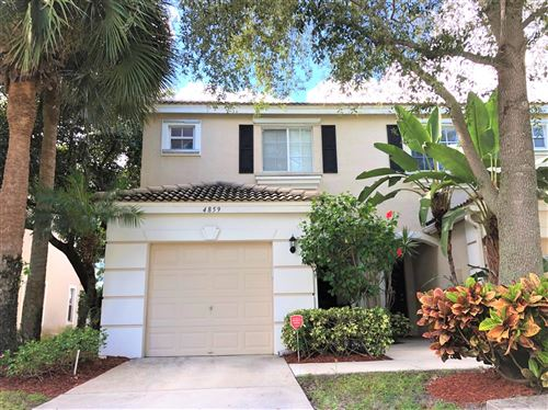 Photo of 4859 Palmbrooke Circle, West Palm Beach, FL 33417 (MLS # RX-10578268)