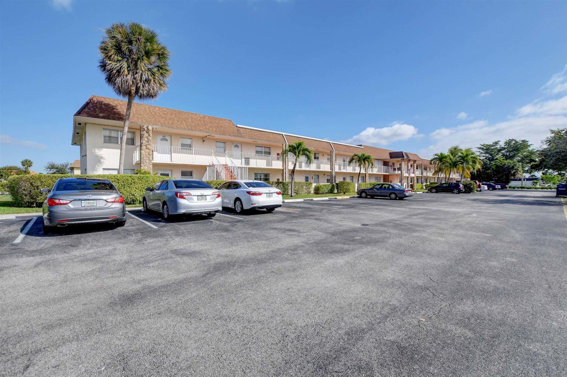 9851 Sandalfoot Boulevard #210, Boca Raton, FL 33428 - #: RX-10688268