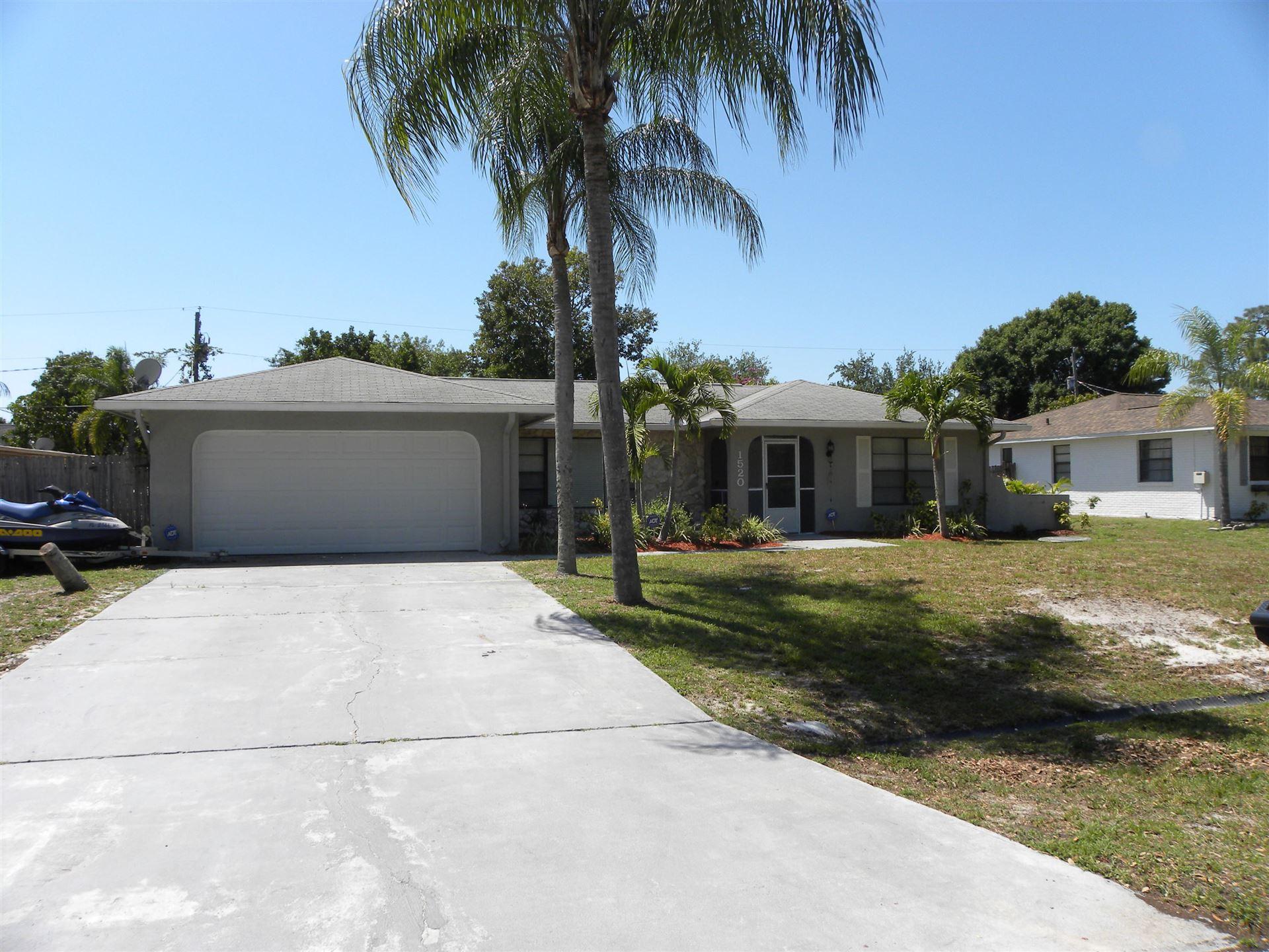 1520 SE Crowberry Drive, Port Saint Lucie, FL 34983 - #: RX-10708268