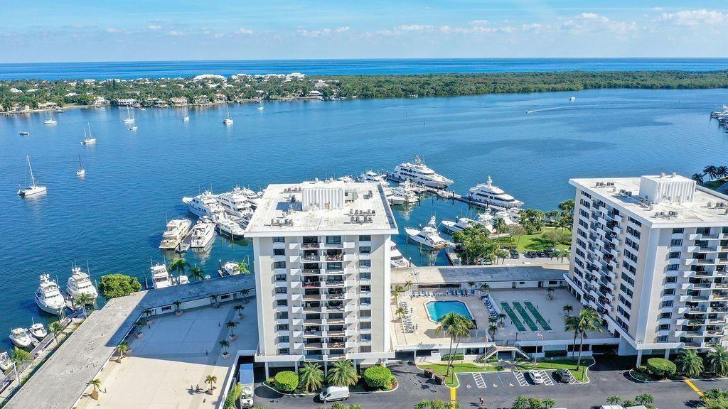 1208 Marine Way #706, North Palm Beach, FL 33408 - #: RX-10752268