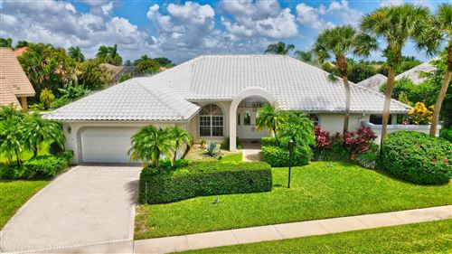 Photo of 10739 Stonebridge Boulevard, Boca Raton, FL 33498 (MLS # RX-10651269)