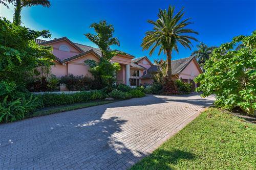 Photo of 7202 Ayrshire Lane, Boca Raton, FL 33496 (MLS # RX-10661269)