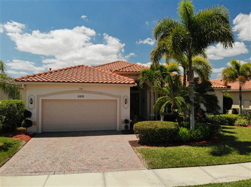 Photo of 11215 SW Apple Blossom Trail, Port Saint Lucie, FL 34987 (MLS # RX-10707269)