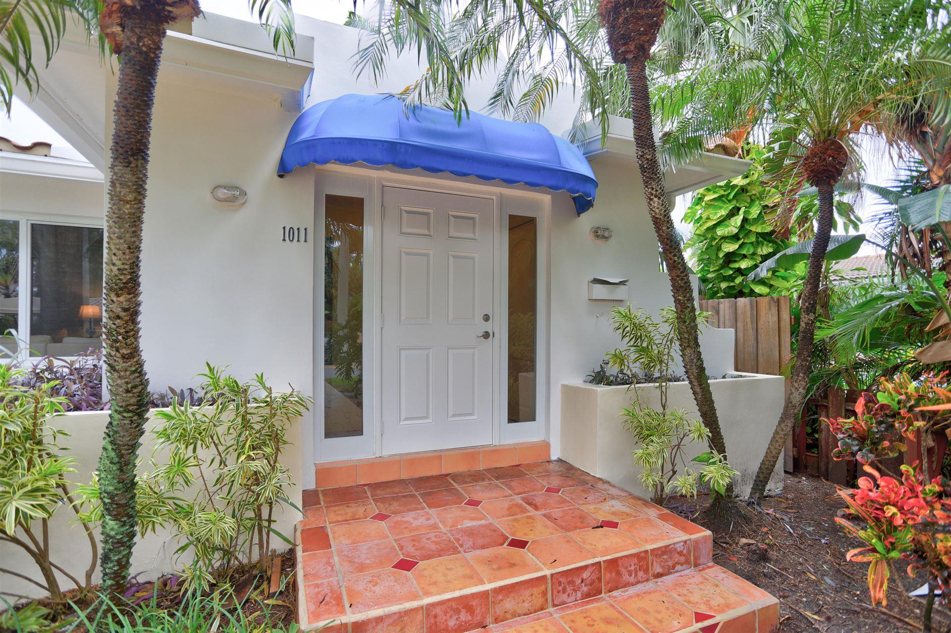 1011 Polk Street, Hollywood, FL 33019 - #: RX-10663269